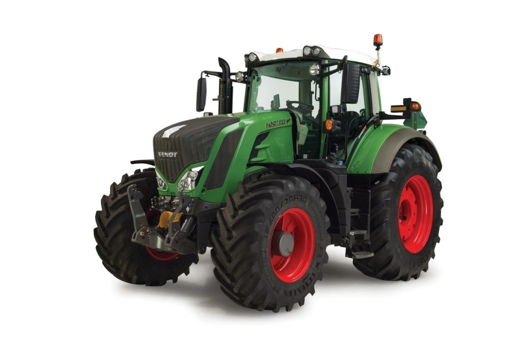 Fendt 800 Series High Horsepower Tractor
