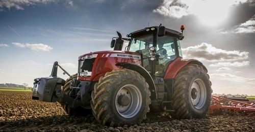 Massey Ferguson 7718 135HP Tractor