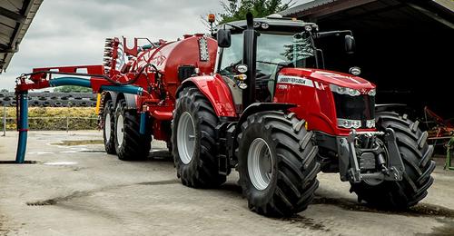 Massey Ferguson 7715 120HP Tractor
