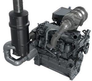 Fendt 1000 Engine
