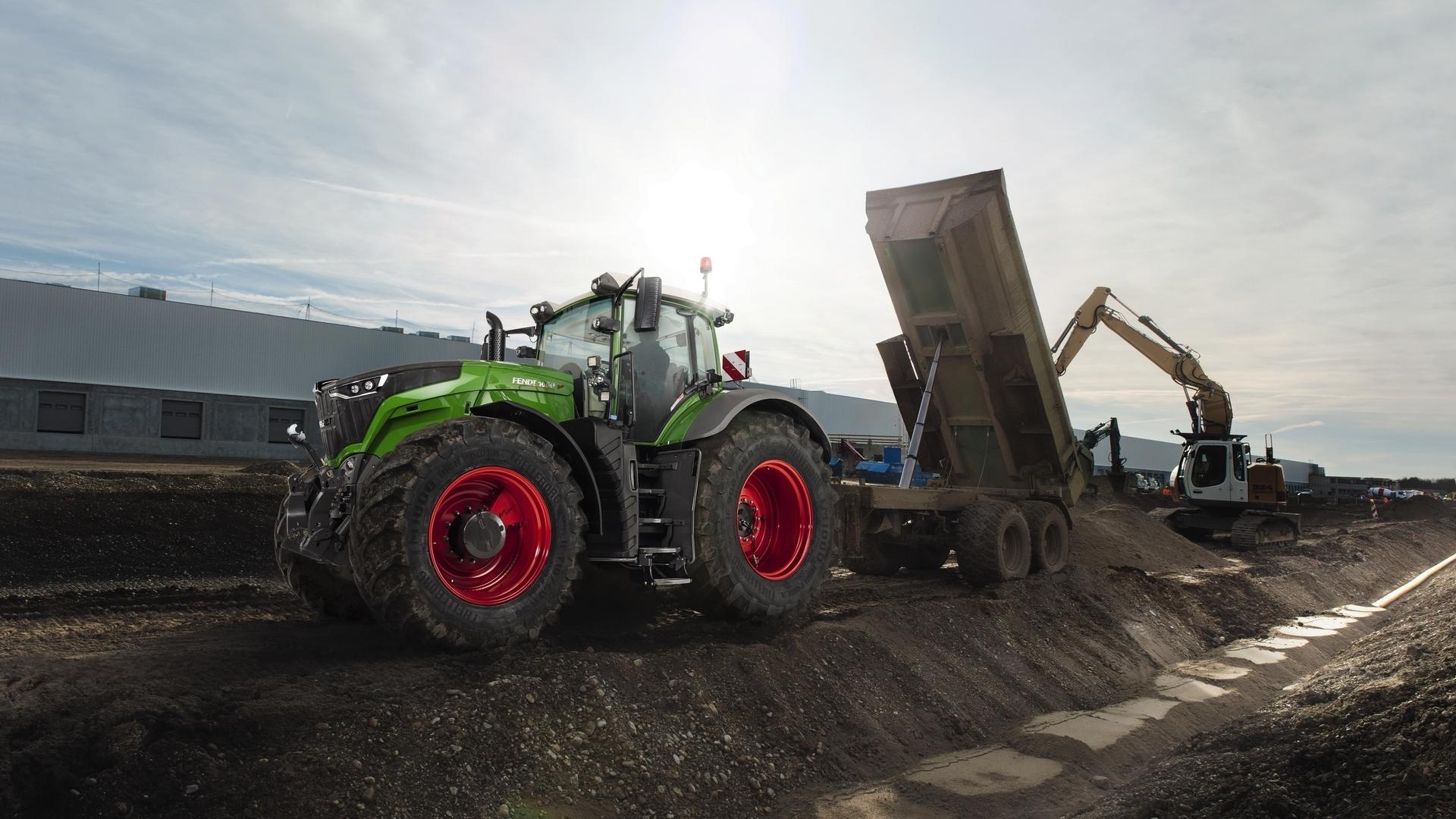 Rr >> Fendt 1000 Series Tractors | Maple Lane Farm Service