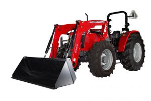 Massey Ferguson 4700 Series Side View