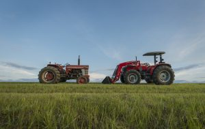 Massey Ferguson Past and Present