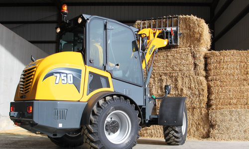 Gehl 740 Articulated Loader