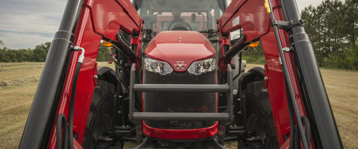 Massey 6700 Series with Cab