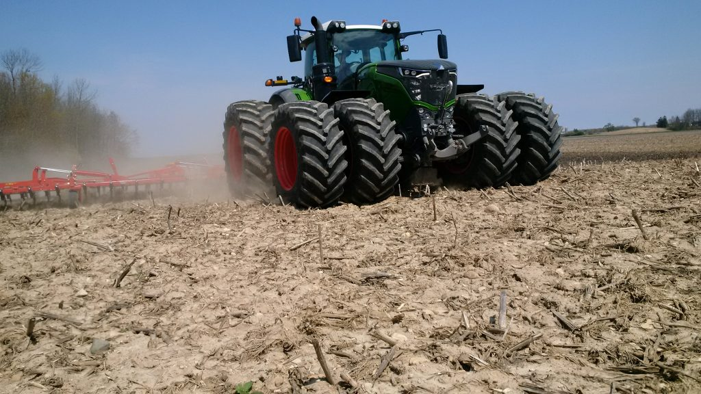 Tillage Demo Day 2017
