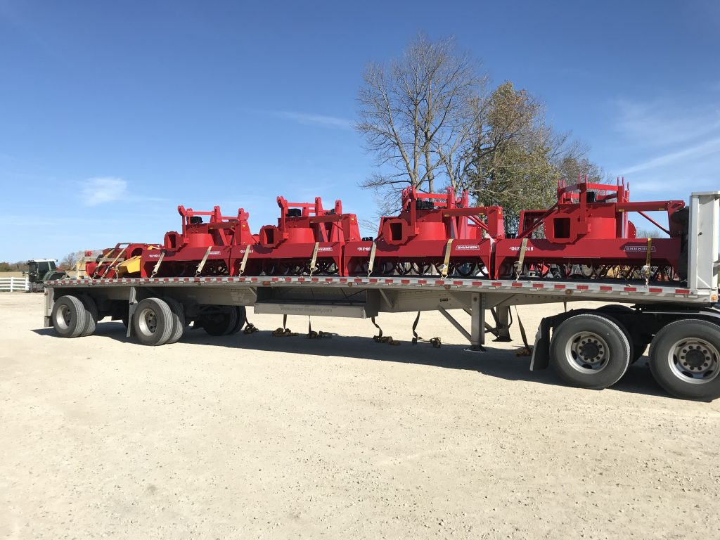 Snowblowers in Stock