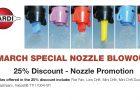 2018 ISO Nozzle Discount
