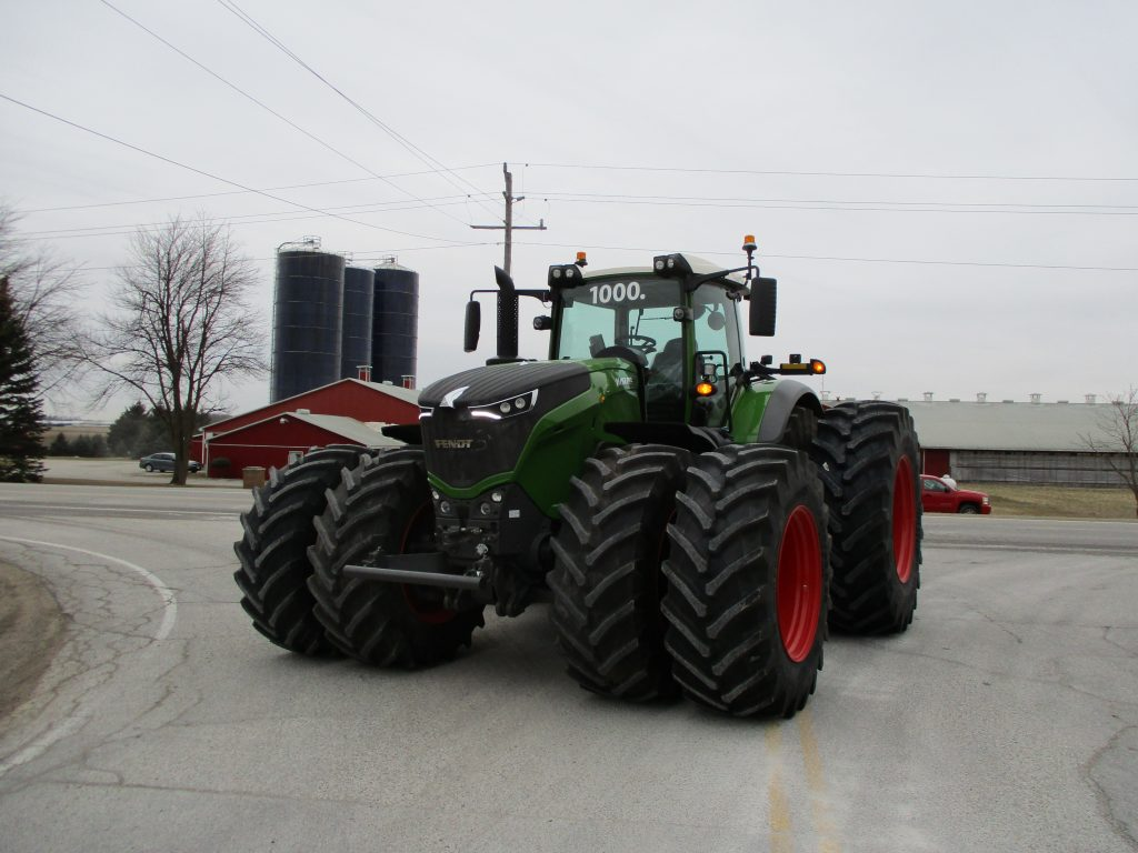 1000th Fendt 1000