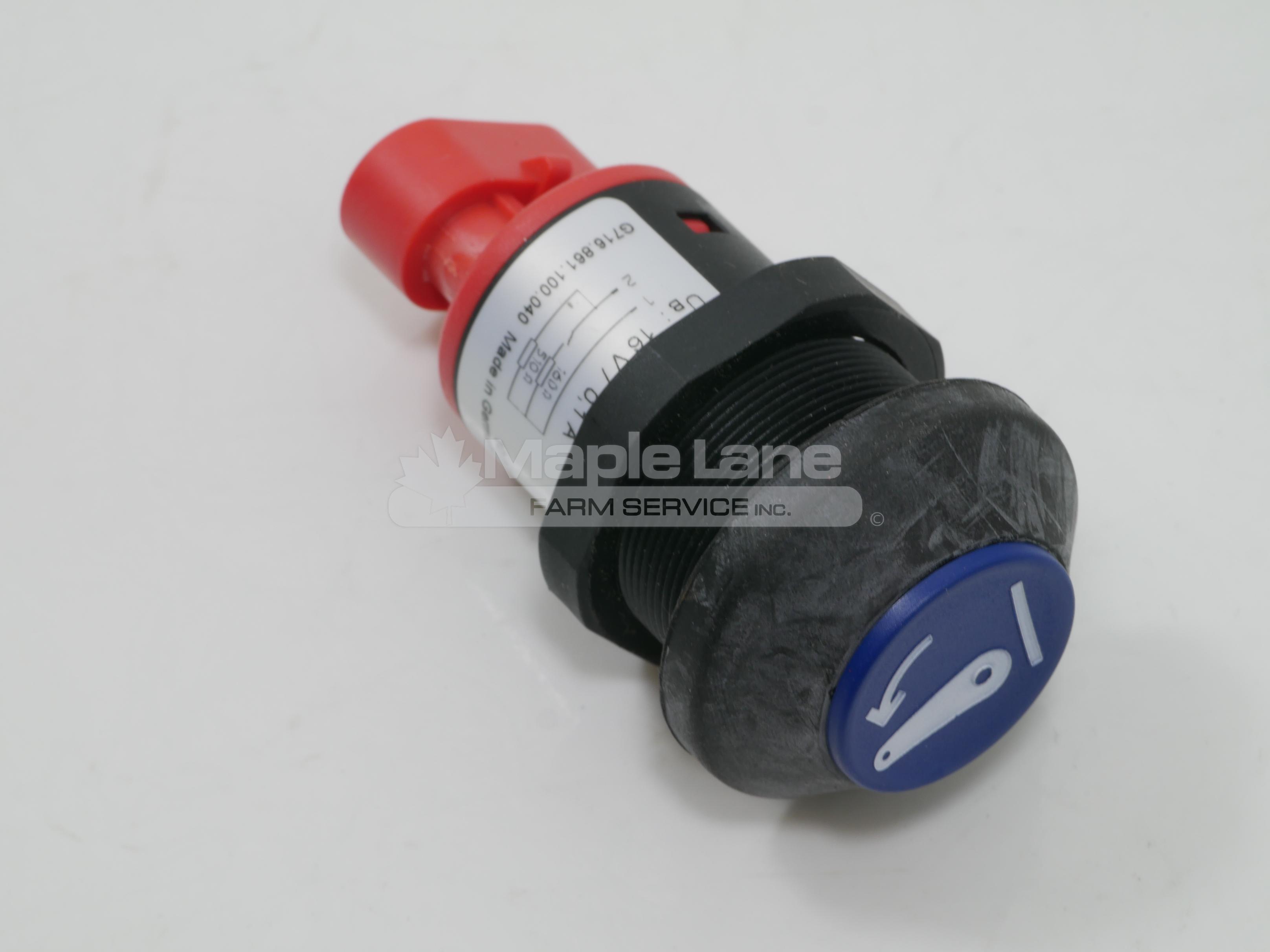 72478168 Pressure Sensor