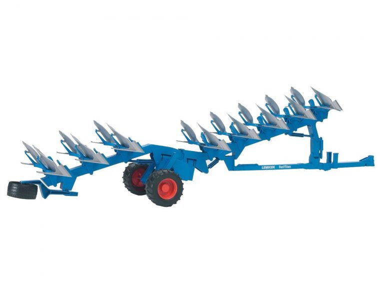 Bruder Lemken Reversible Plough