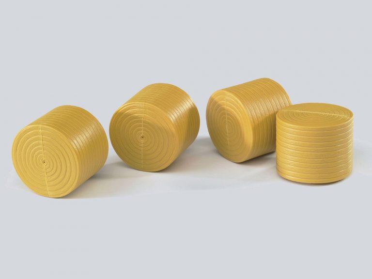 bruder round bales (set of 4)