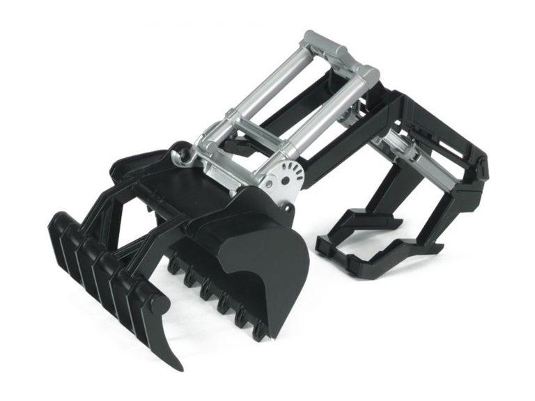 bruder loader for 2000 series