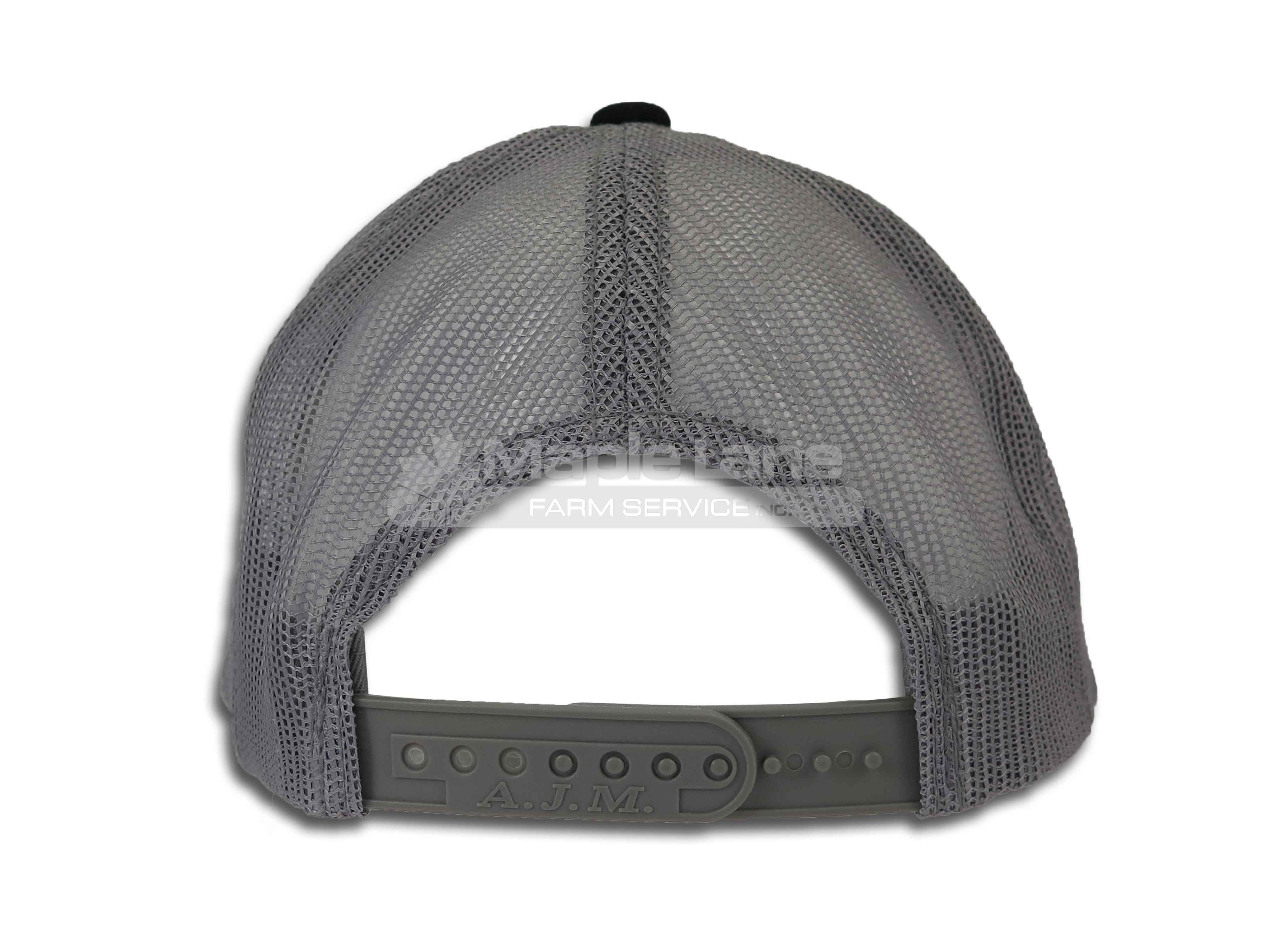 fendt grey mesh hat