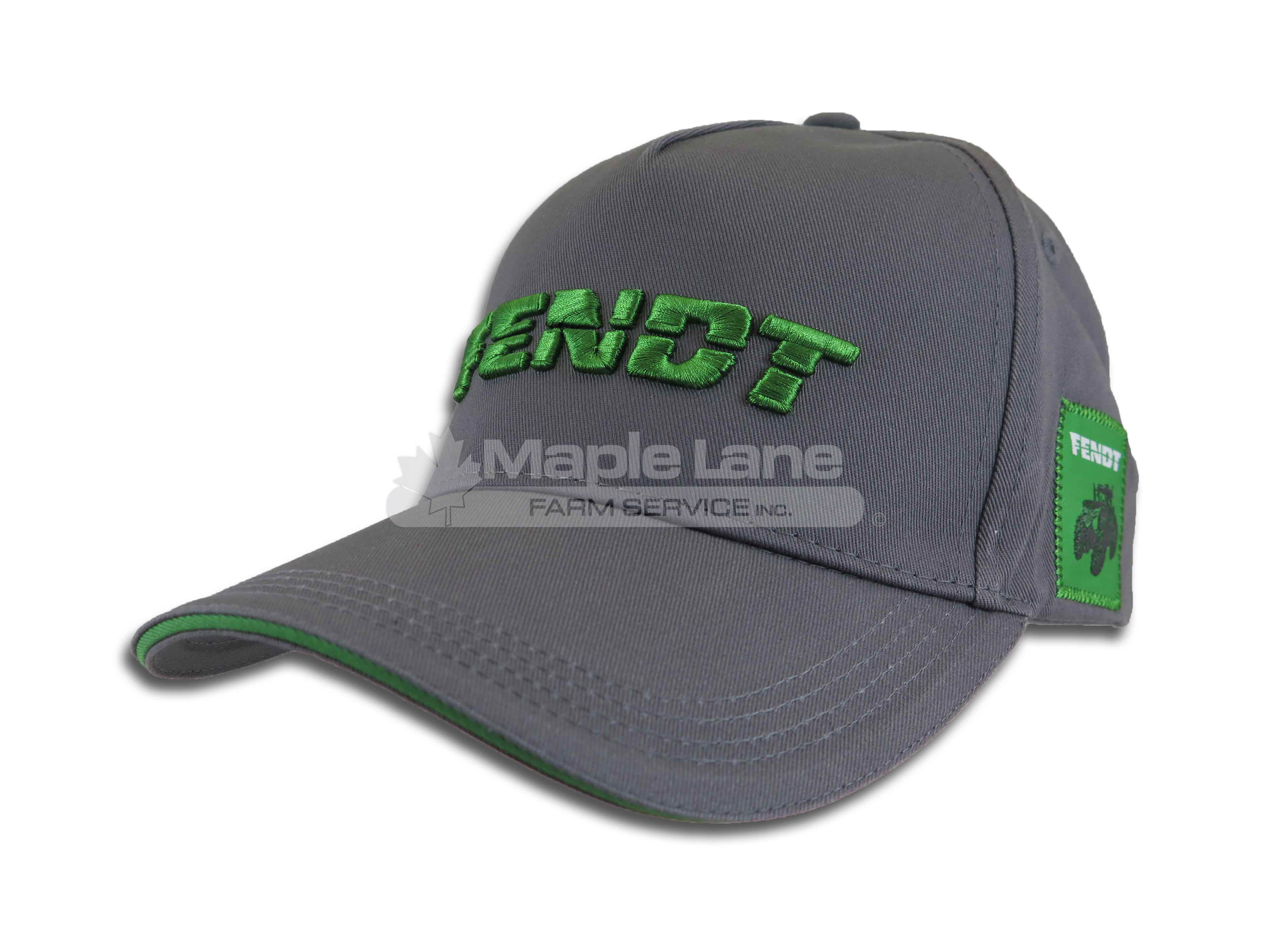 fendt embossed logo hat
