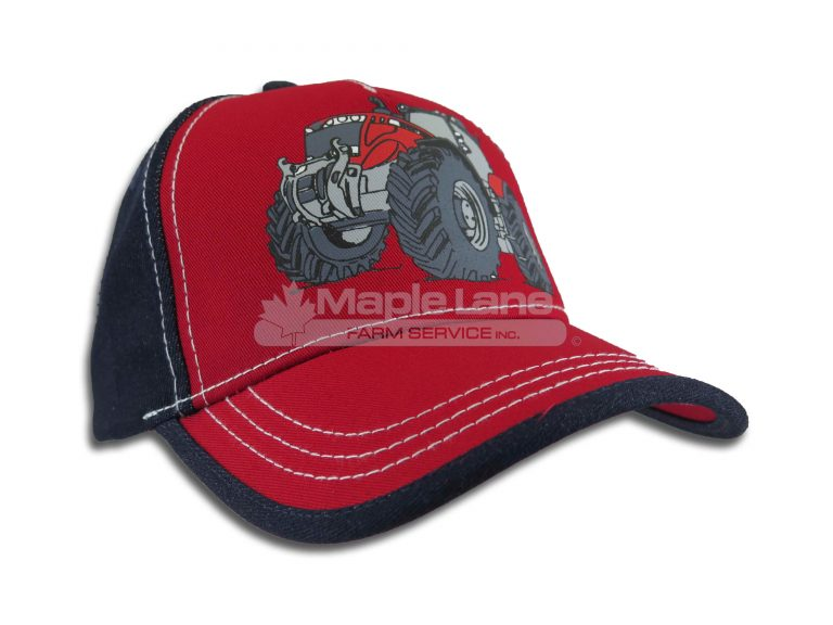 massey kids tractor hat