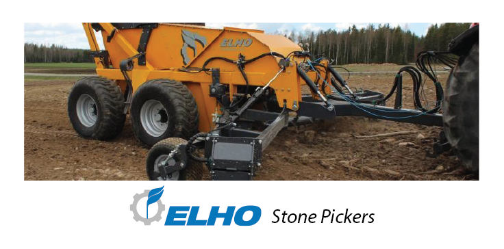 Elho Stone Pickers