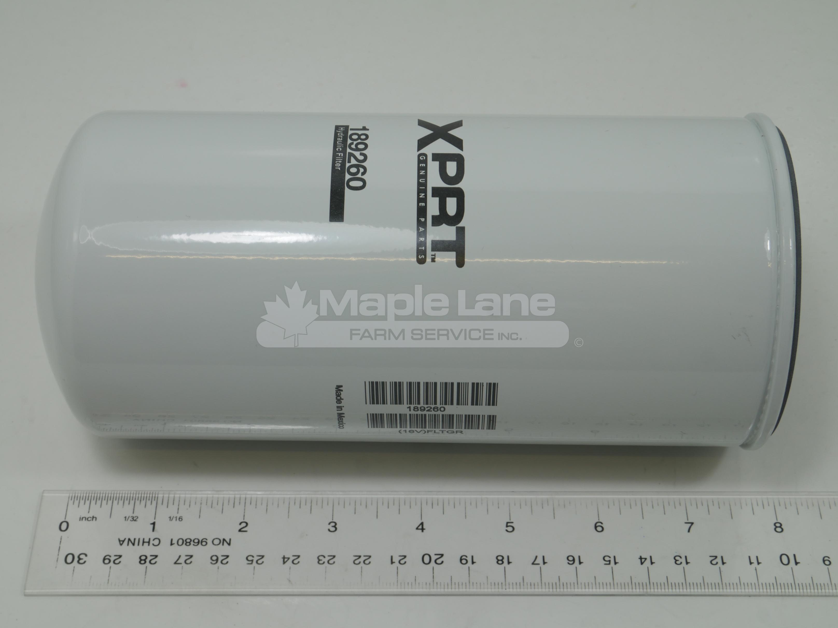 189260 Hydraulic Filter