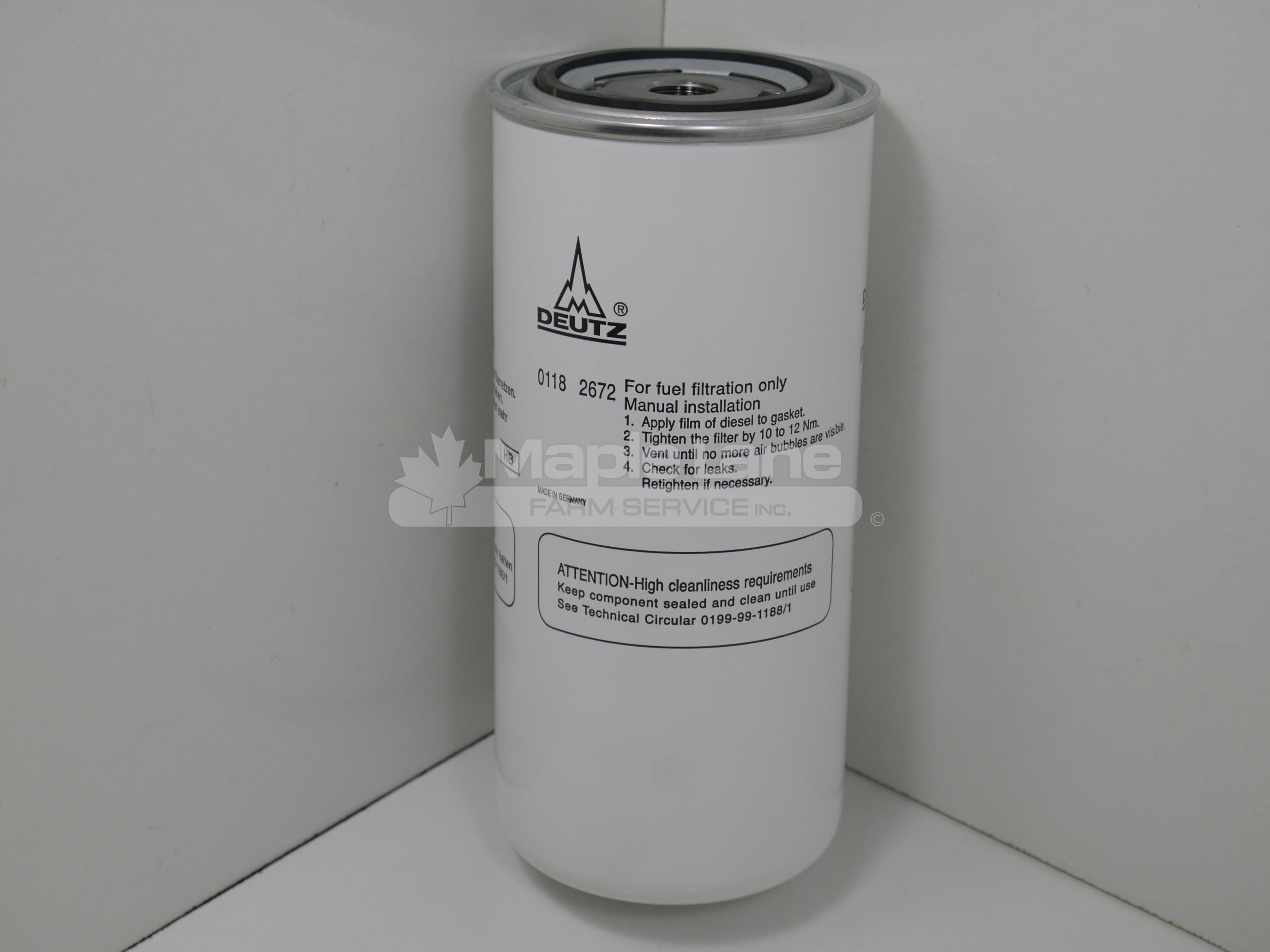72451949 Fuel Filter