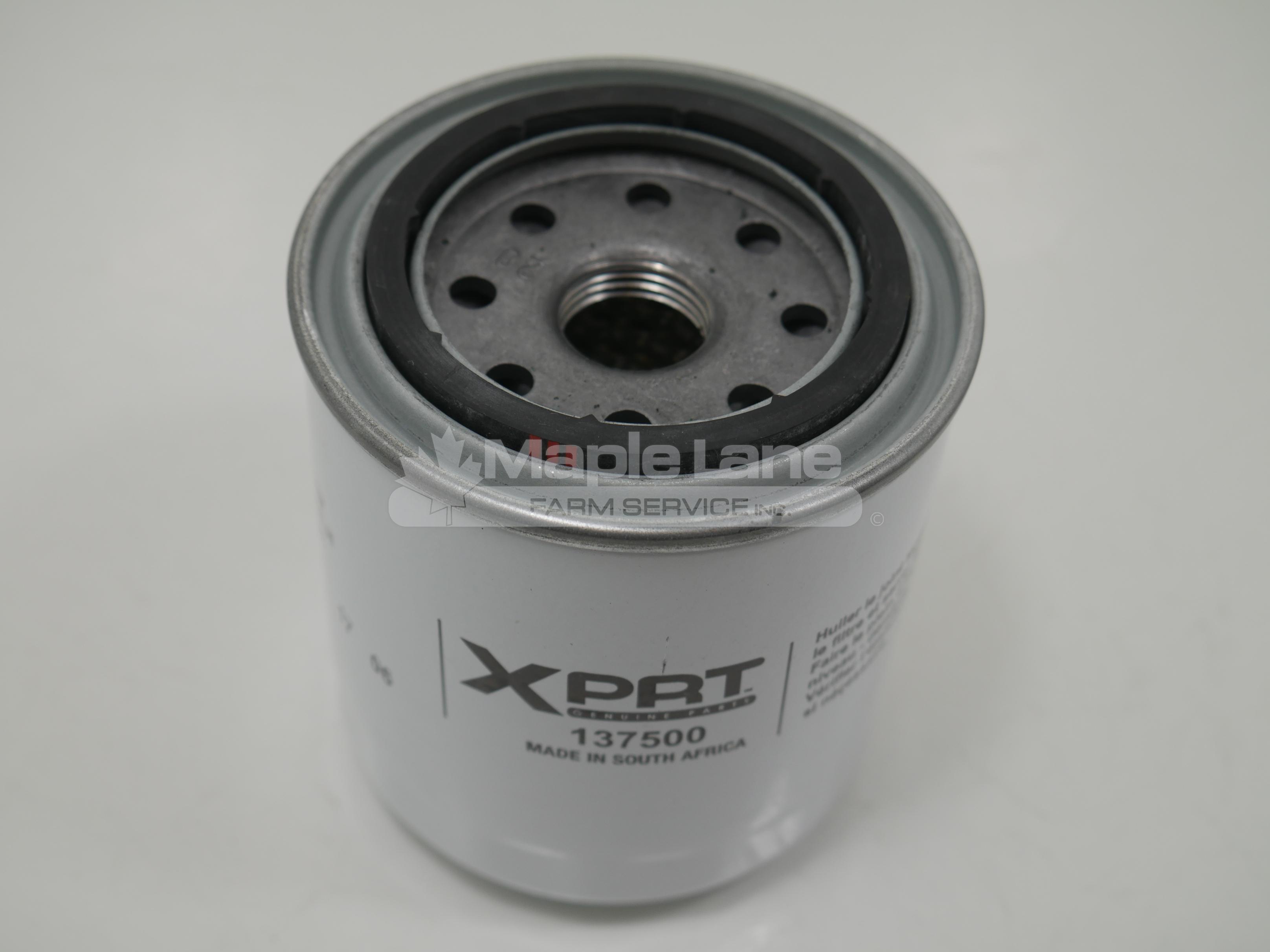 137500 Engine Oil Filter