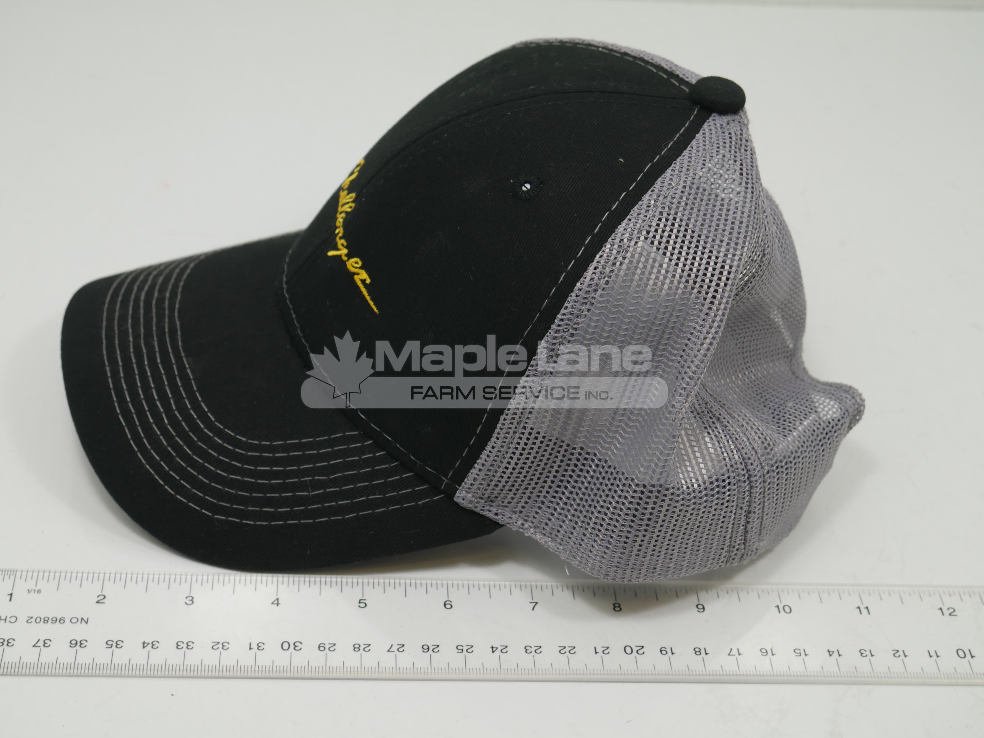 Challenger Grey Mesh Hat