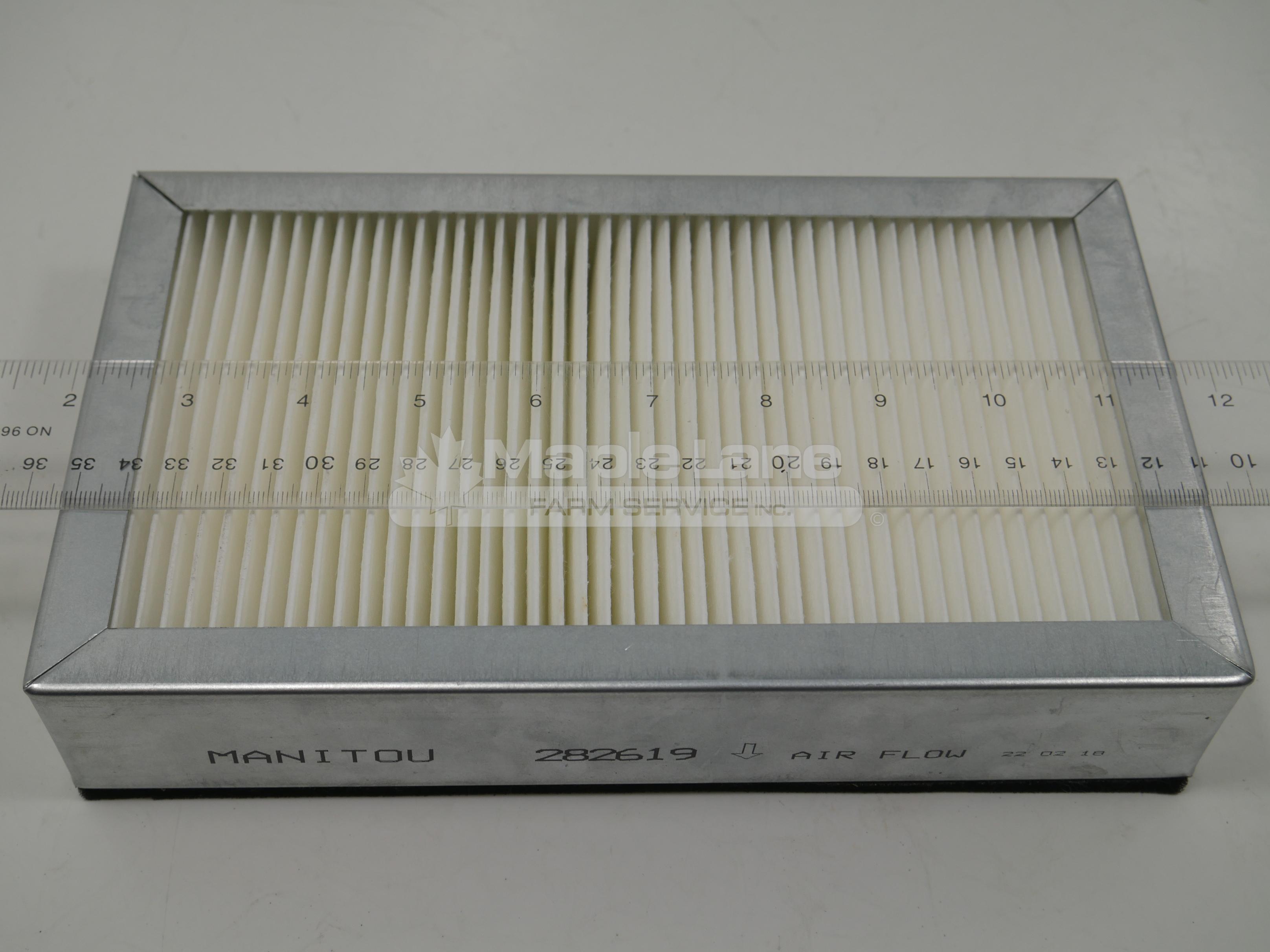 J282619 Heating Filter