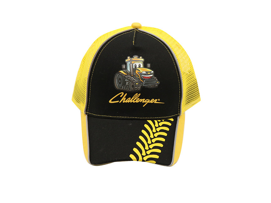 challenger happy track kids hat