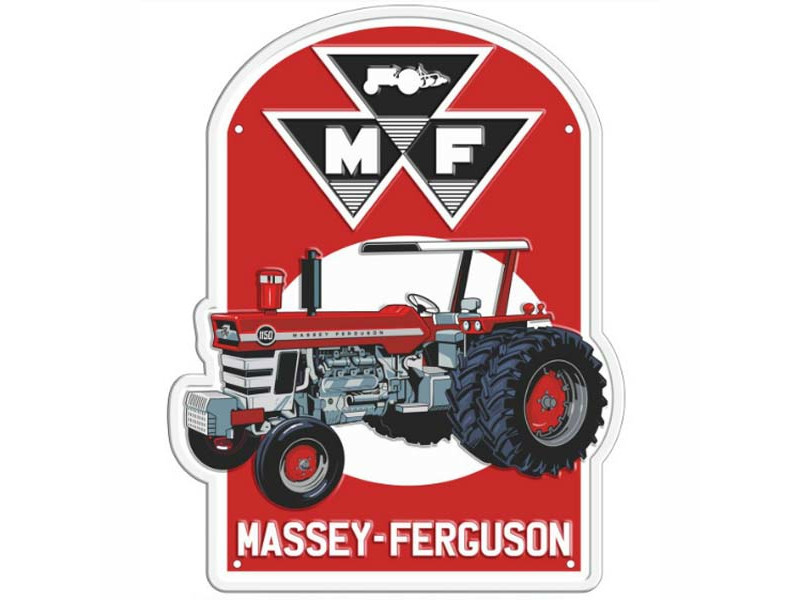massey ferguson vintage shop sign