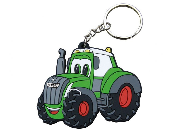 fendt happy keychain