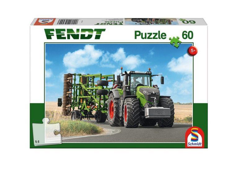 Fendt 60 Piece Puzzle