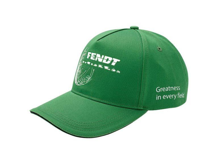 fendt green every field hat