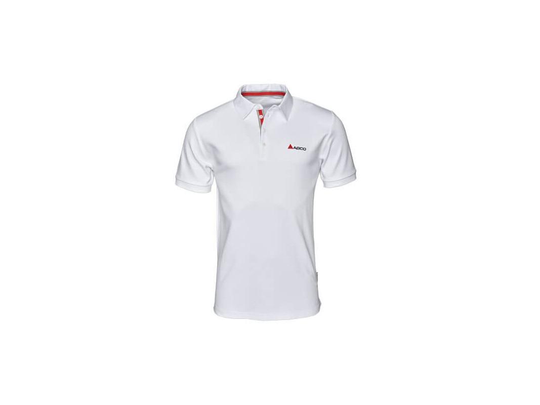 White Agco Shirt