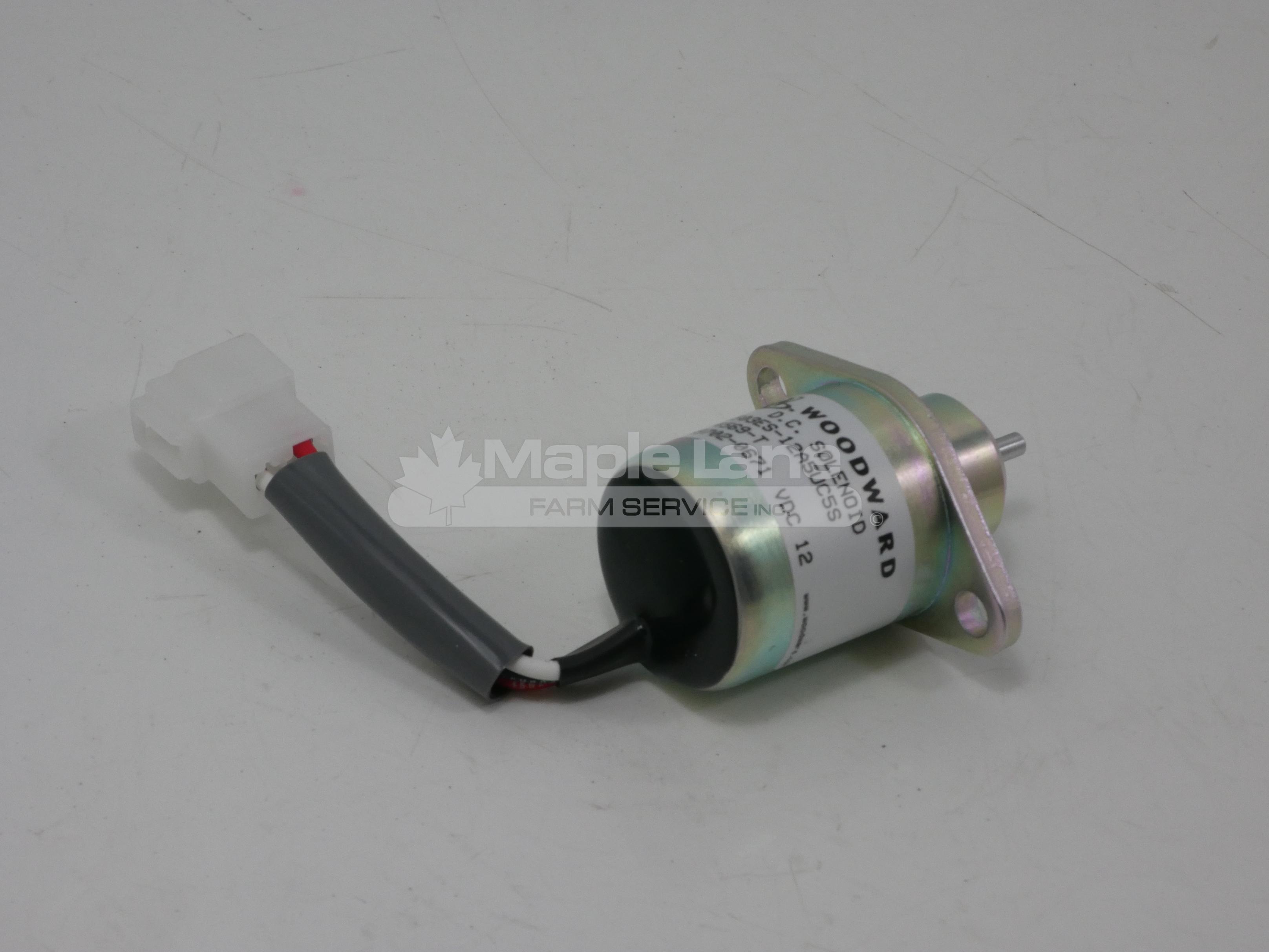 132662 Fuel Shutoff Solenoid