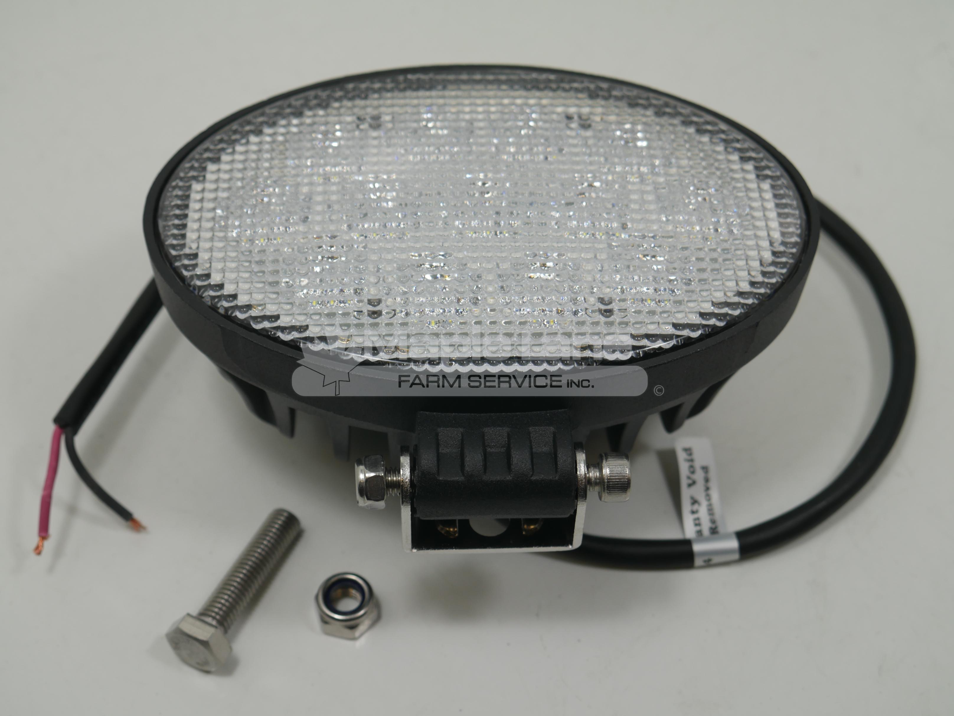 9236f oval led