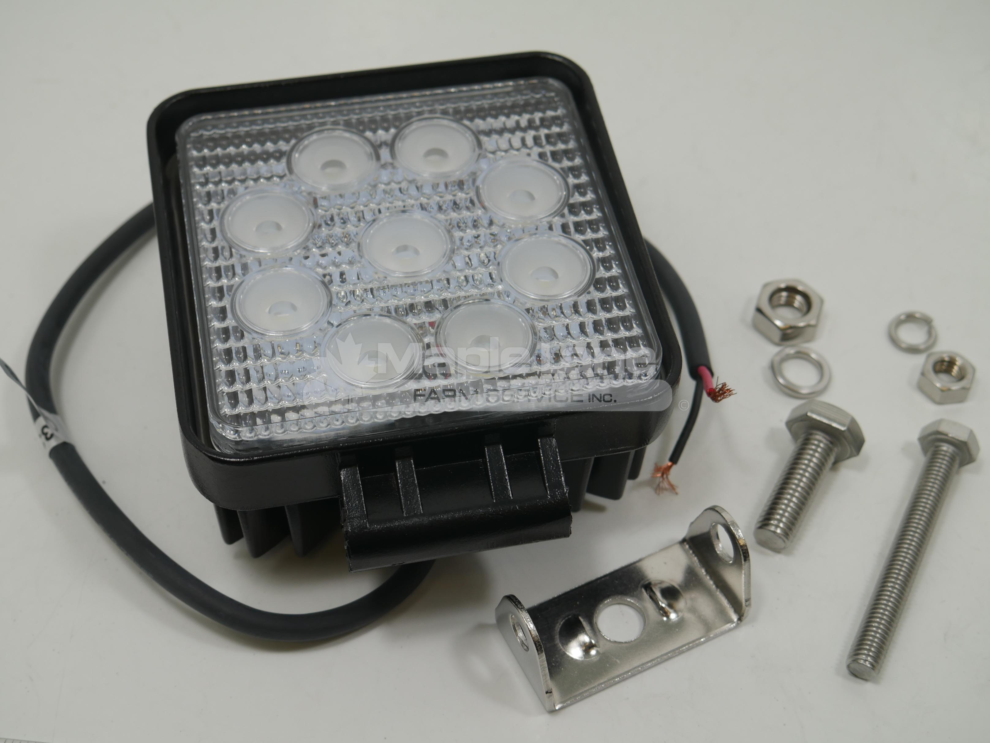 sm-921 27w led light
