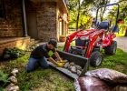 MF GC1700 EM Series Compact Tractor
