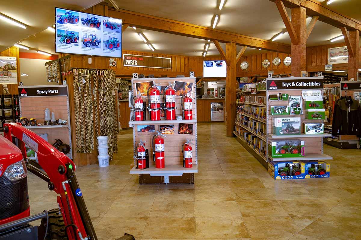 About Us   Maple Lane Farm Service