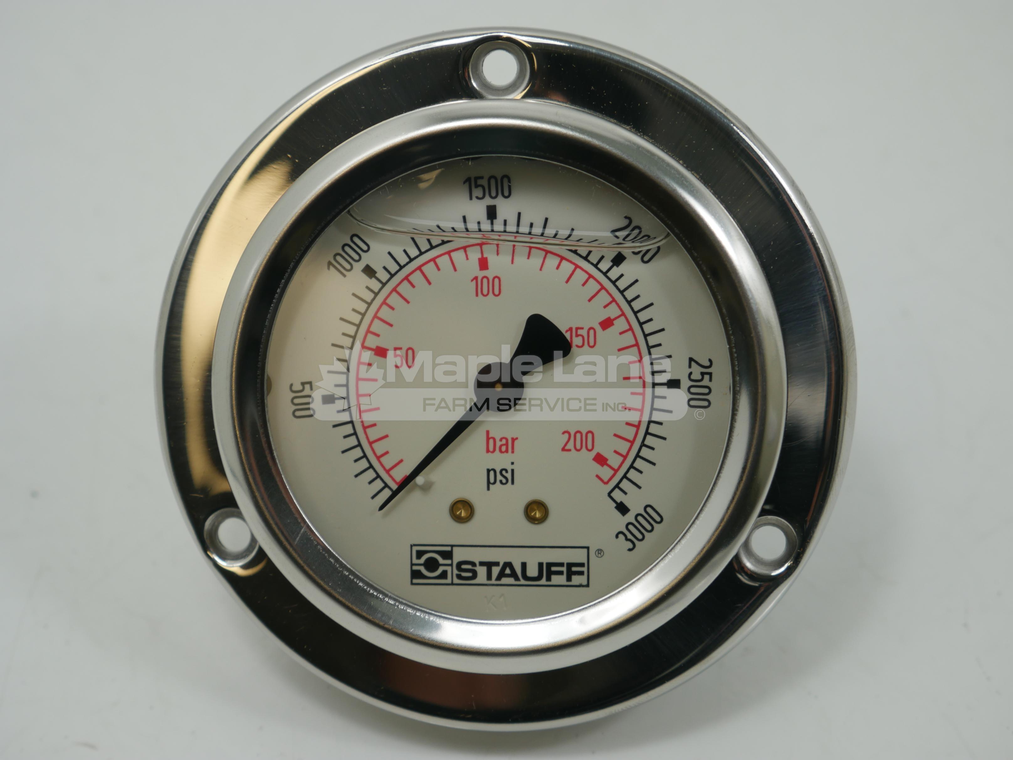 700722353 Pressure Gauge
