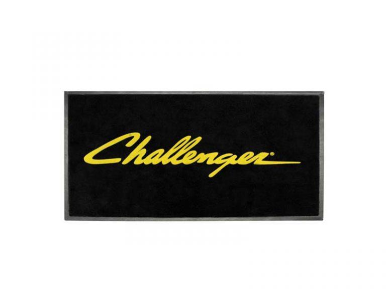 challenger floor mat