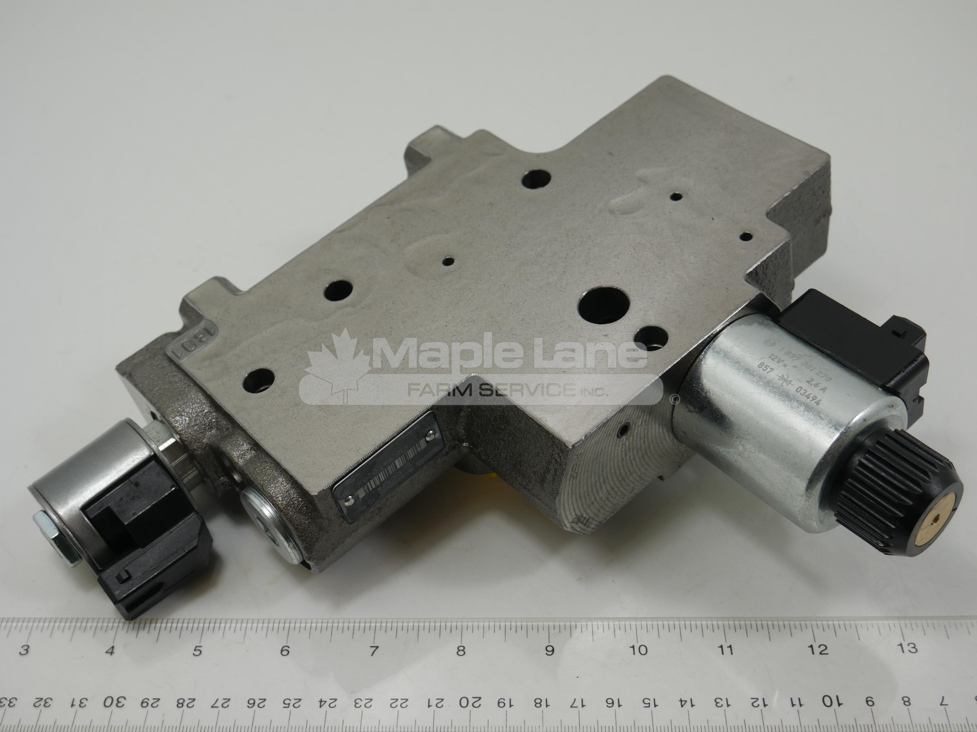 72474299 End Plate