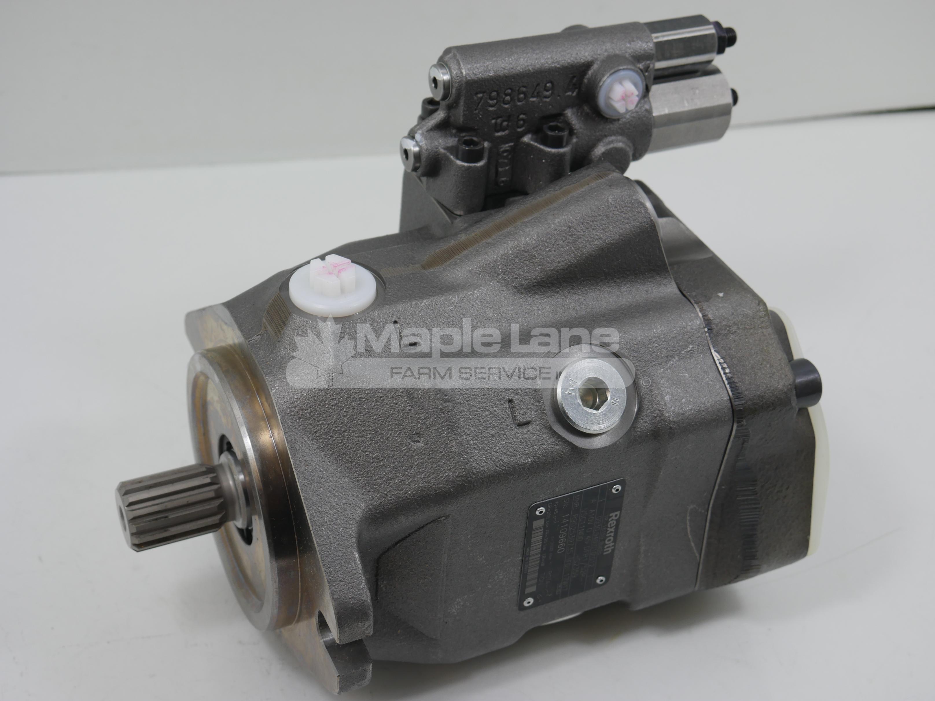 72617351 Piston Pump