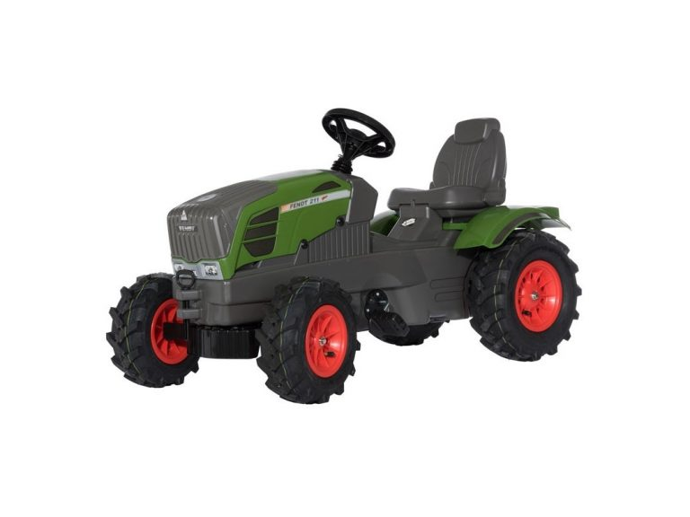 fendt 211 pedal tractor