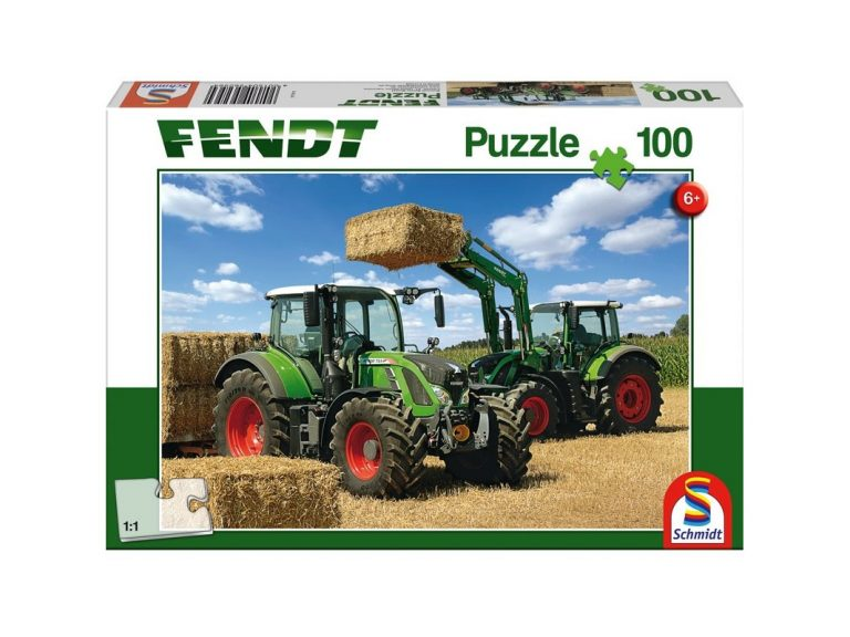 Fendt 724 Puzzle 100 Piece