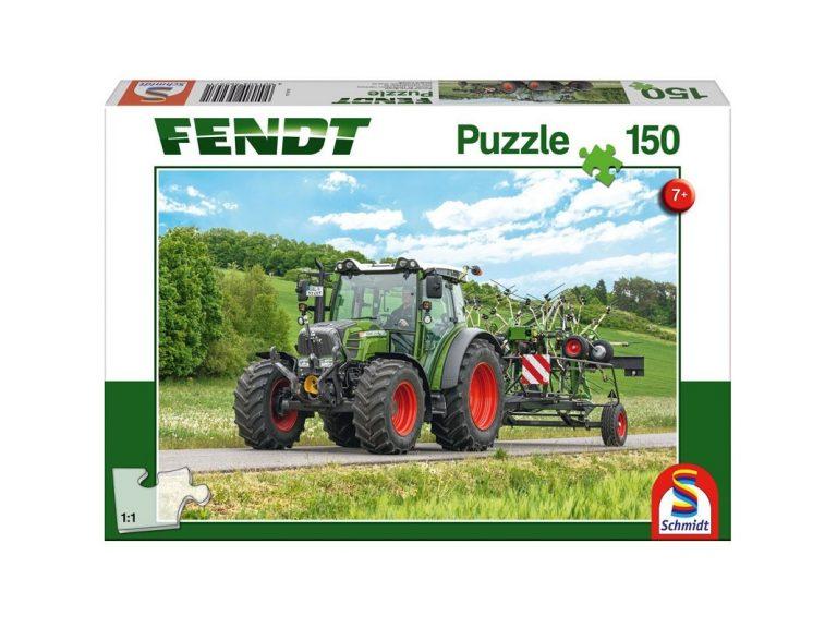 Fendt 150 Piece Puzzle