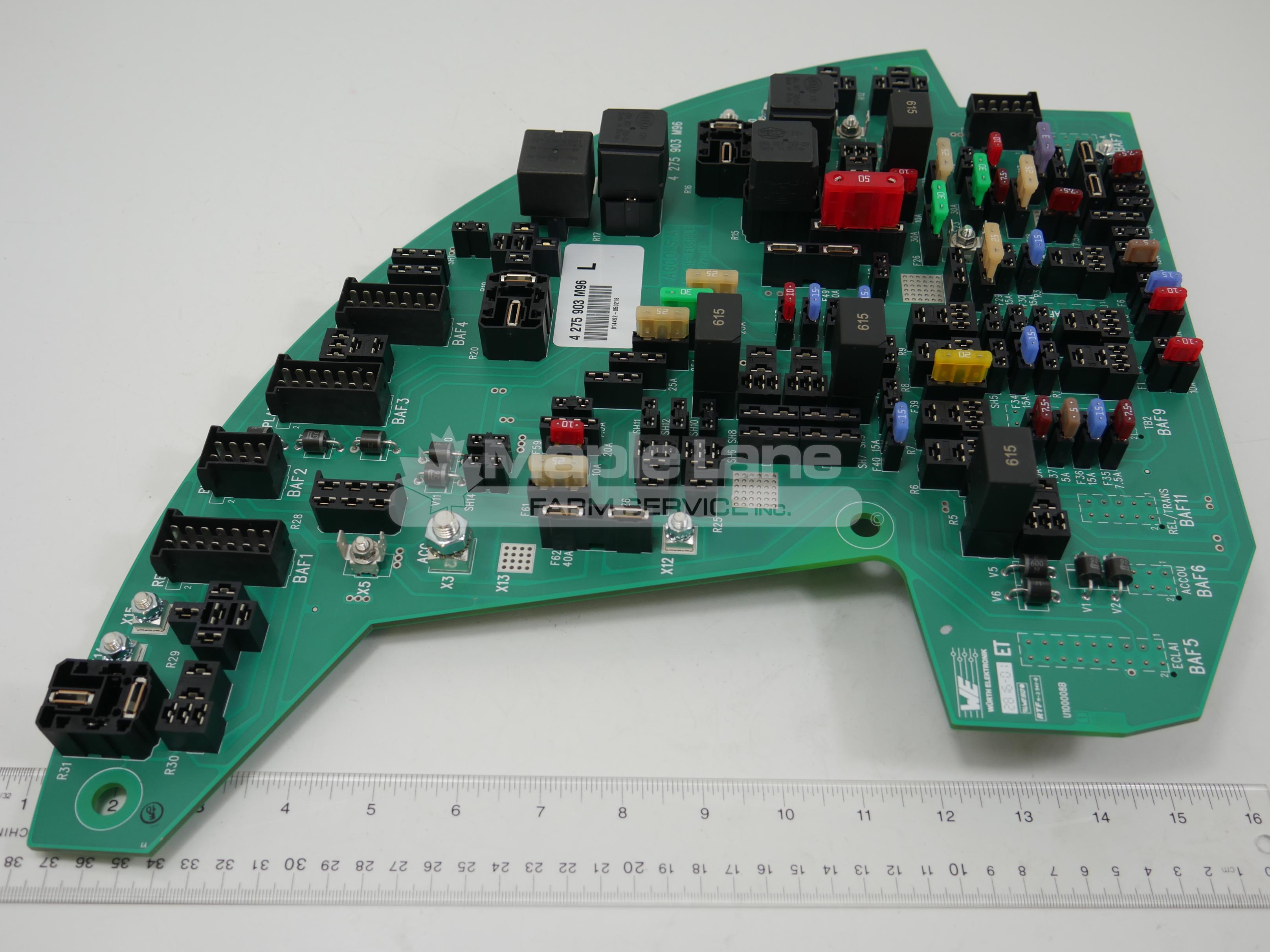 4275903M96 Fuse Board