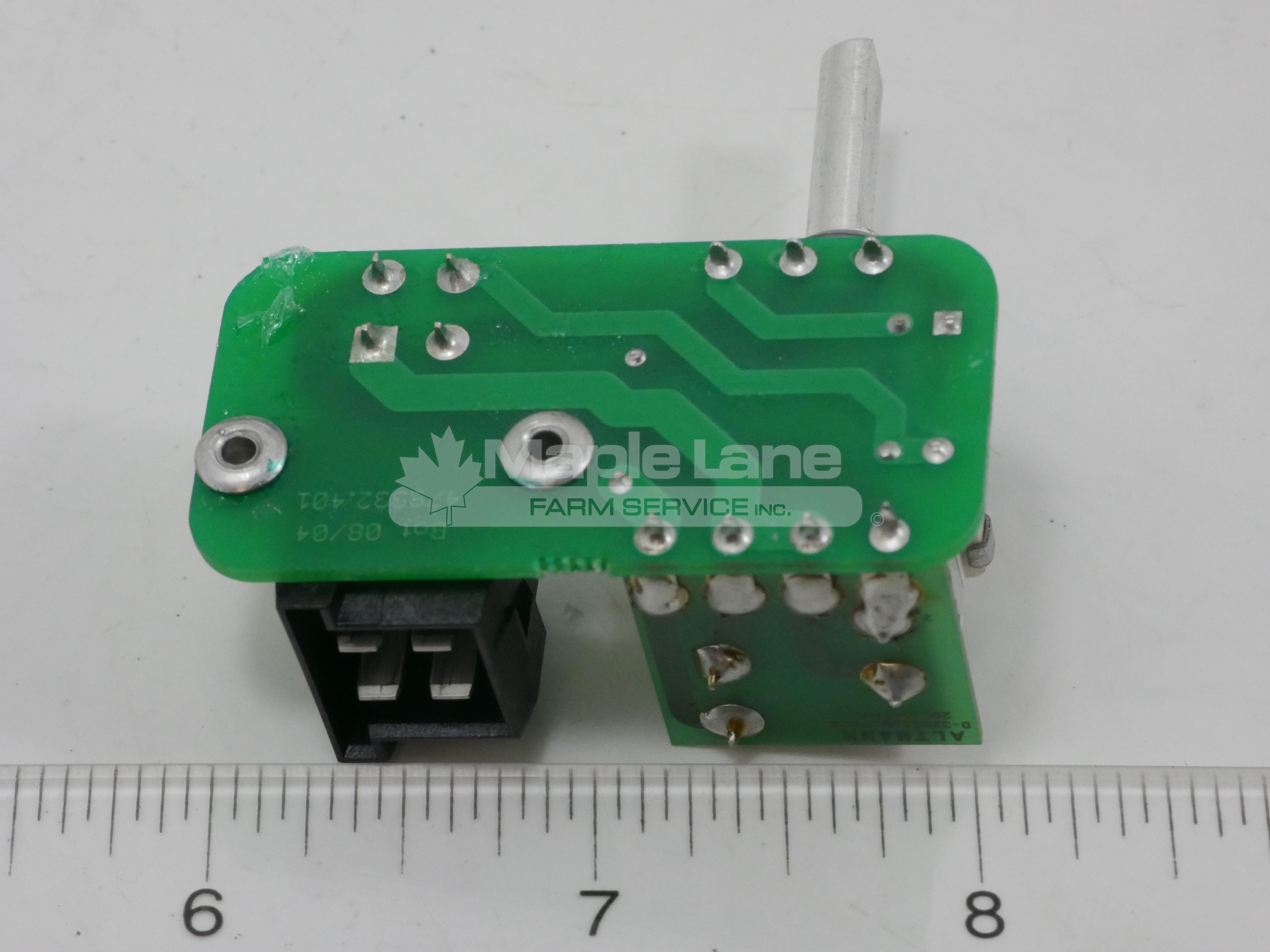 72450323 Potentiometer