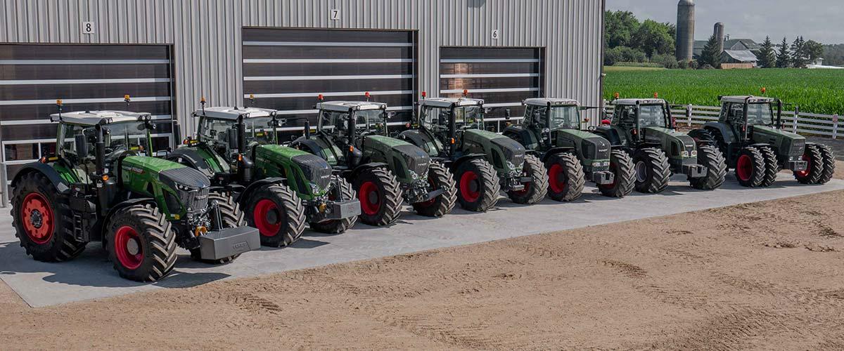 900 Series Generations