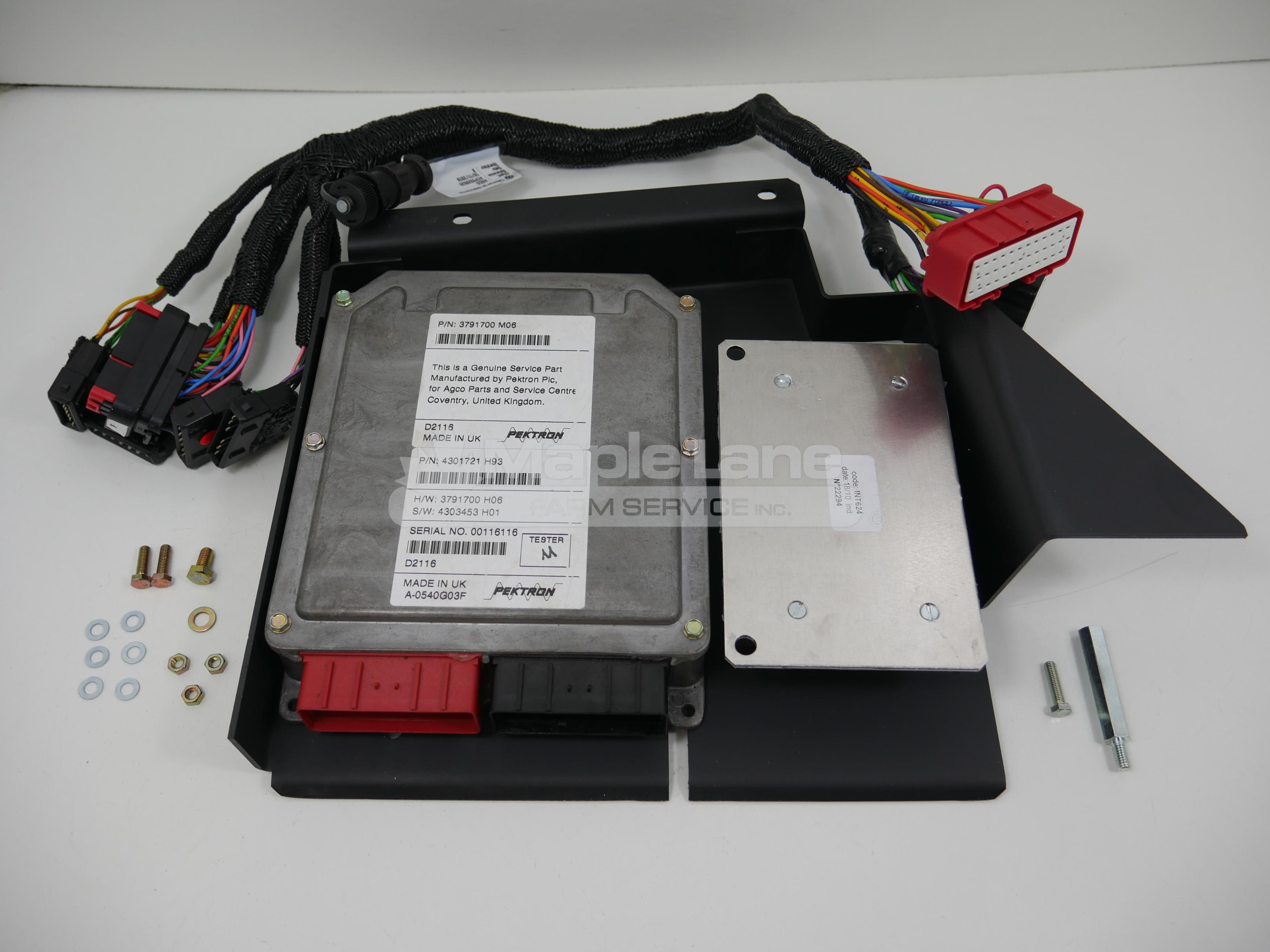 4270725M12 ECU and Wiring Harness
