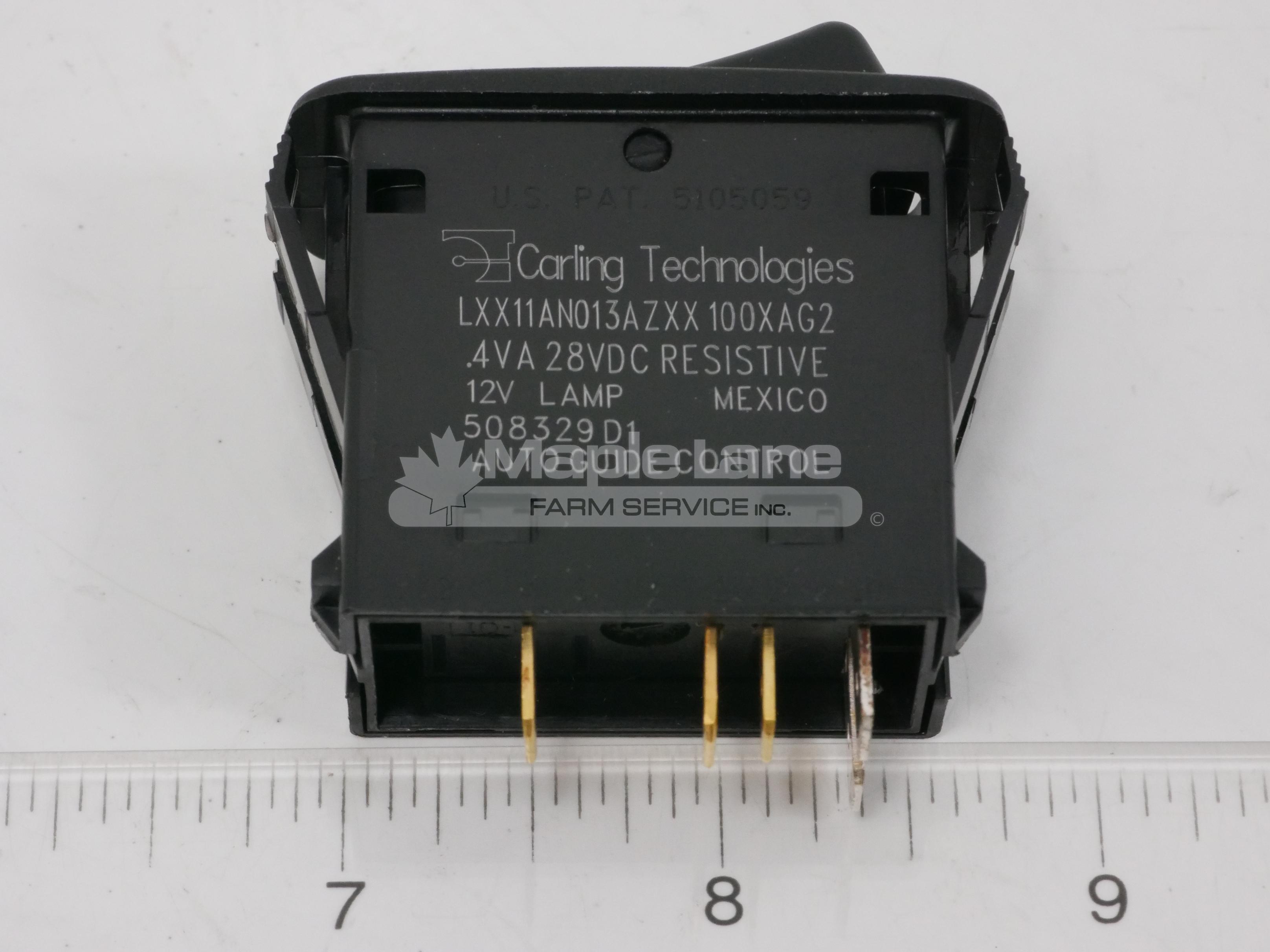 508329d1 rocker switch