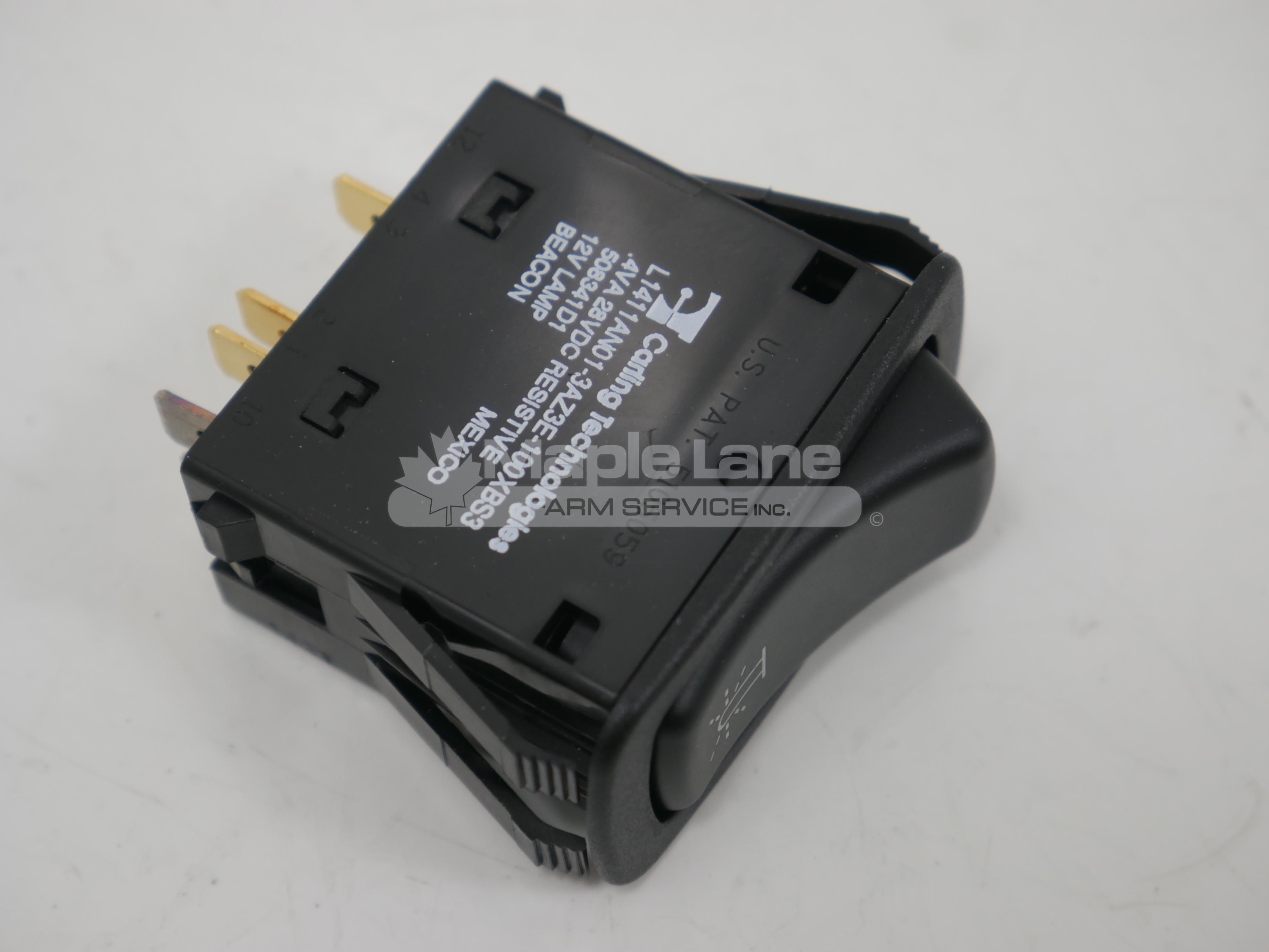 508341d1 rocker switch